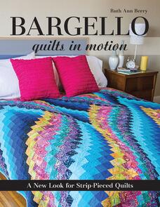 C&T Publishing  Bargello Quilts in Motion