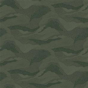Figo Fabrics  Elements Quilt Fabric - Earth in Green - 92007-74