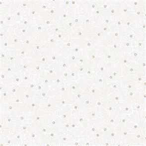 Figo Fabrics  Elements Quilt Fabric - Air in White - 92010-10