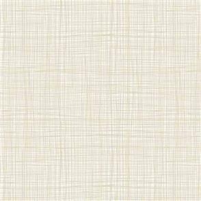 Henley Studio  Fabric - Linea Tonal - Cream