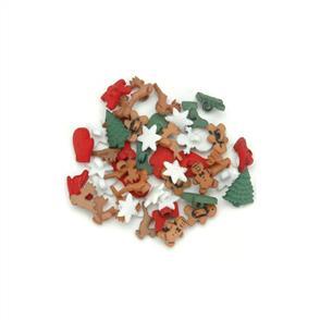 Dress It Up  Holiday Embellishments - Christmas Miniatures