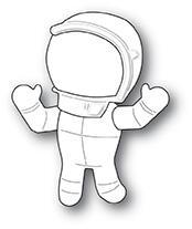 Memory Box  Twin Astro Suit Die