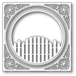 Memory Box Cottage Gate Frame - Die