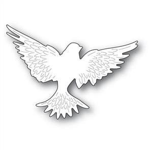 Memory Box  Large Winged Dove - Die