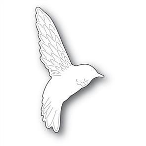 Memory Box  Friendly Hummingbird - Dies