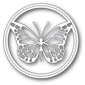 Memory Box Delicate Butterfly - Dies
