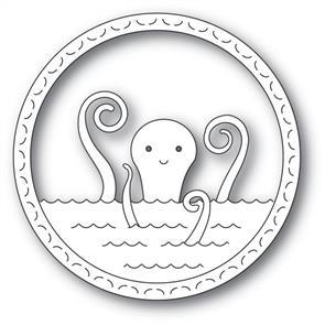 Memory Box  Happy Octopus - Dies
