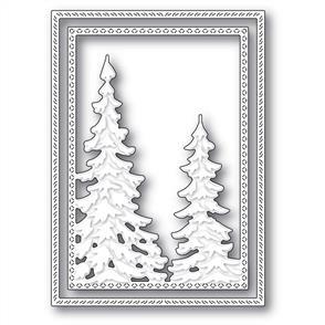 Memory Box - Pine Tree Frame