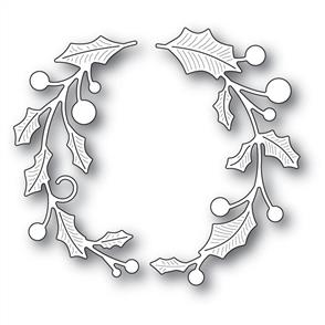 Memory Box  Dies - Holly Double Arch