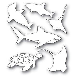 Memory Box  Sea Creatures Die