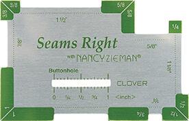 Clover  Seams Right By Nancy Zieman