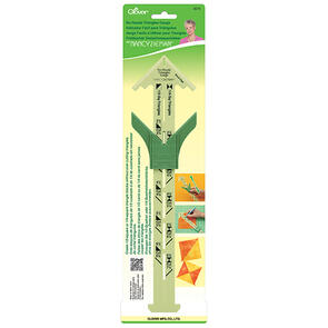 Clover No-Hassle Triangles Gauge (inches) - 12""
