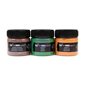 Finnabair Rust Effect Paste Set - Metal
