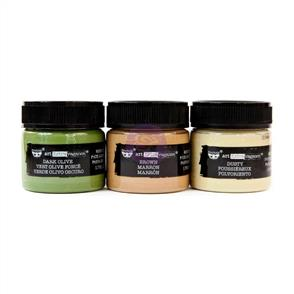 Finnabair Rust Effect Paste Set - Camouflage