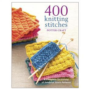 Potter Craft 400 Knitting Stitches