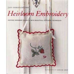 Penguin Books  Heirloom Embroidery