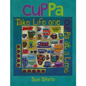 Sue Spargo Cuppa Book
