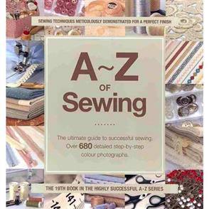 Search Press A-Z of Sewing