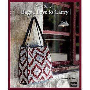 Stitch Publications  Yoko Saito's Bags I Love to Carry
