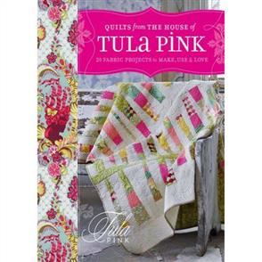 F&W Publication  Quilts from the House of Tula Pink