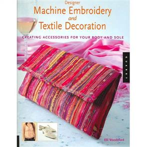 Quayside  Designer Machine Embroidery and Textile Decoration