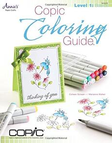 Copic Coloring Guide, Level 1