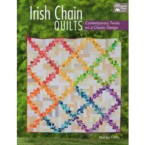 C&T Publishing  Irish Chain Quilts : Contemporary Twists on a Classic Design