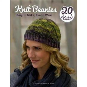 Martingale Knit Beanies : Easy to Make, Fun to Wear