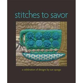 Sue Spargo Stitches to Savour
