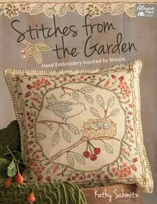 Martingale Stitches from the Garden - Kathy Schmitz