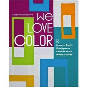 C&T Publishing We Love Colour