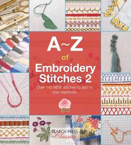 Martingale A - Z of Embroidery Stitches 2