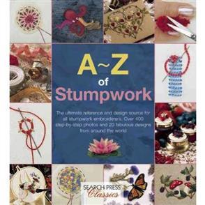 Search Press  A-Z of Stumpwork (2015)