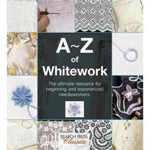 Search Press  A-Z of Whitework