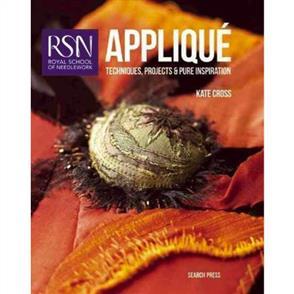 Search Press  RSN - Applique : Techniques, Projects & Pure Inspiration