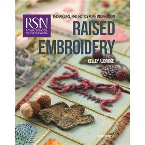 Search Press  RSN: Raised Embroidery : Techniques, Projects & Pure Inspiration