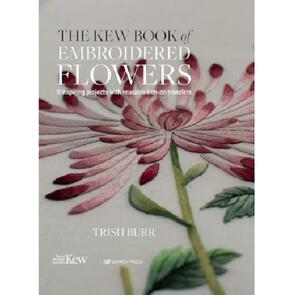 Search Press  The Kew Book of Embroidered Flowers