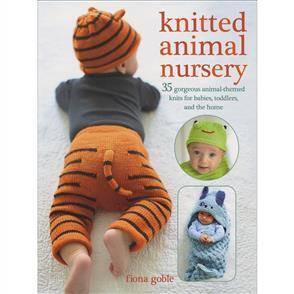 Cico Books  Knitted Animal Nursery - Fiona Goble