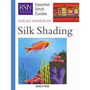 Search Press Essential Stitch Guide: Silk Shading