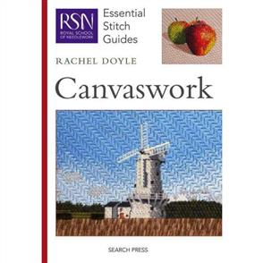 RSN Essential Stitch Guide: Canvaswork