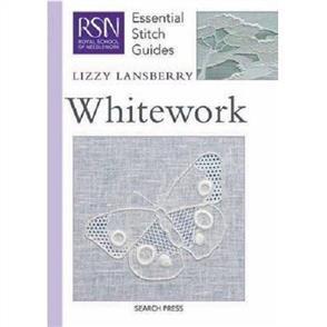 Search Press  Whitework : Essential Stitch Guides