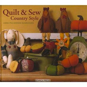 Search Press Quilt & Sew Country Style