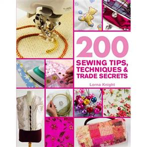 Milner Craft 200 Sewing Tips, Techniques & Trade Secrets