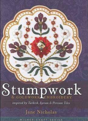 Milner Craft Stumpwork & Goldwork Embroidery