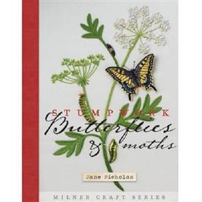 Milner Craft Stumpwork Butterflies & Moths