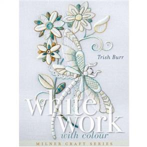 Milner Craft Whitework with Colour