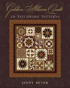 Breckling Press  Golden Album Quilt : 20 Patchwork Patterns