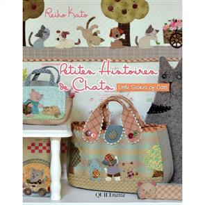 QuiltMania  Books - Little Stories of Cats