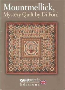QuiltMania Books - Di Ford's Mountmellick Mystery Quilt