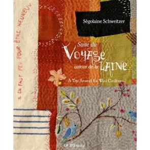 QuiltMania  Books - A Trip Around the Wool Continues